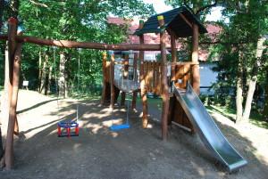 Hotel 3Stromy - Detské ihrisko 1